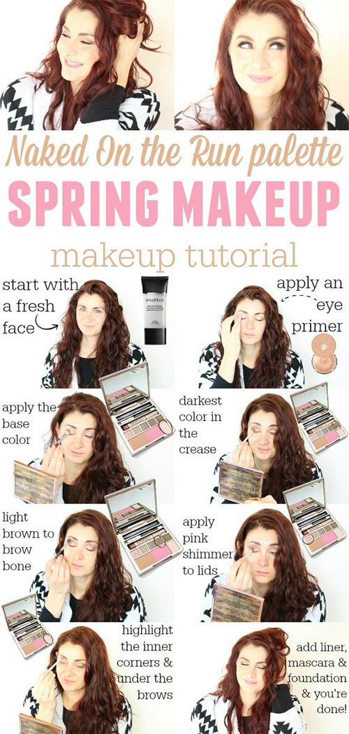 10-Step-By-Step-Spring-Makeup-Tutorials-For-Beginners-2016-10