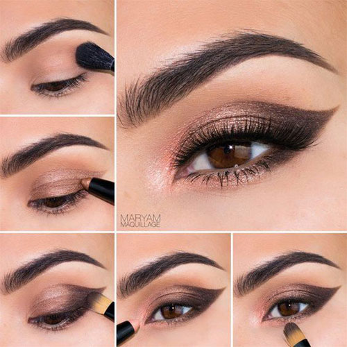 10-Step-By-Step-Spring-Makeup-Tutorials-For-Beginners-2016-3
