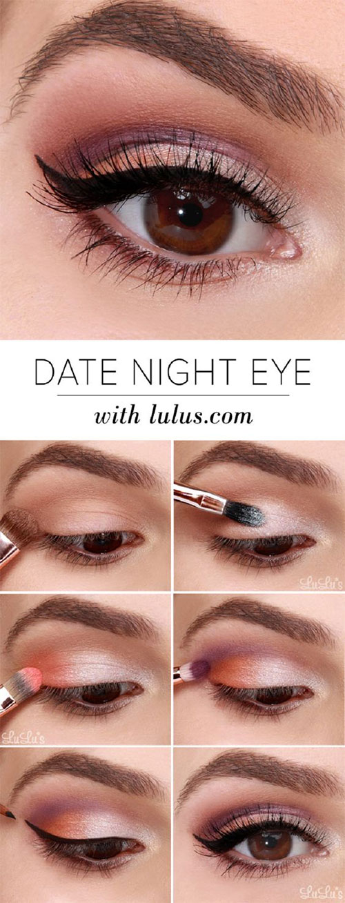 10-Step-By-Step-Spring-Makeup-Tutorials-For-Beginners-2016-7