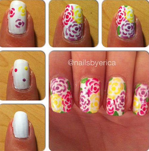 15-Easy-Spring-Nails-Tutorials-For-Beginners-Learners-2016-3