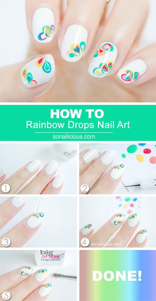 15-Easy-Spring-Nails-Tutorials-For-Beginners-Learners-2016-9