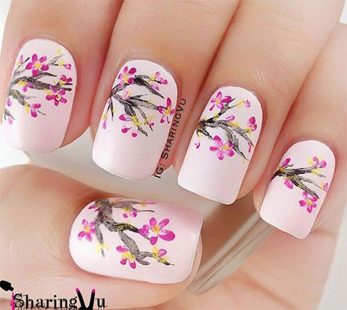 25-Best-Spring-Nail-Art-Designs-Ideas-Stickers-2016-23