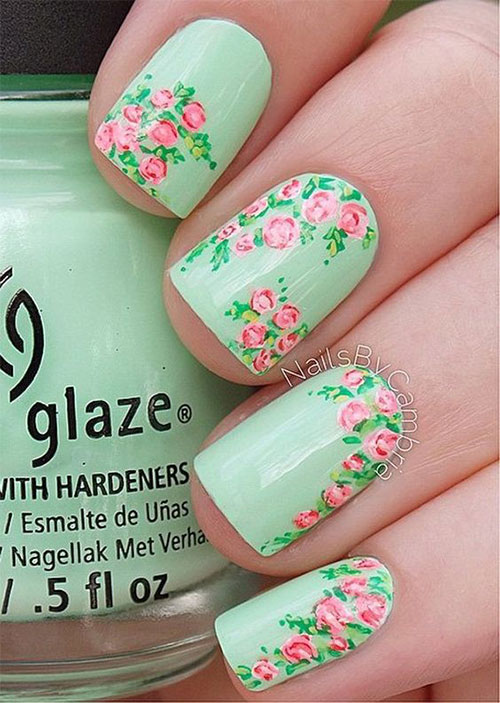 25+ Best Spring Nail Art Designs, Ideas & Stickers 2016 | Modern ...