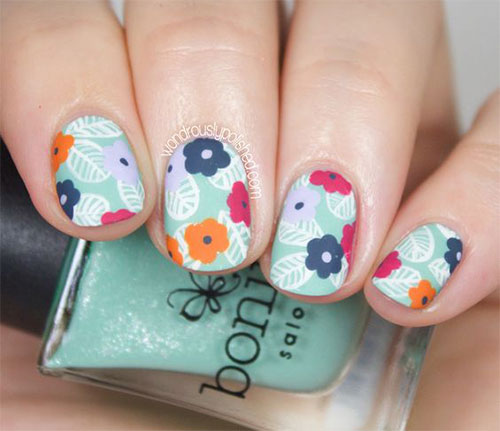 25-Best-Spring-Nail-Art-Designs-Ideas-Stickers-2016-9