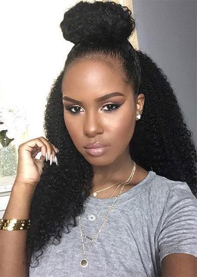 12 Cute Spring Hairstyles, Looks & Trends For Black Women ...