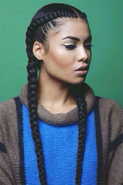 12-Cute-Spring-Hairstyles-Looks-Trends-For-Black-Women-2016-8
