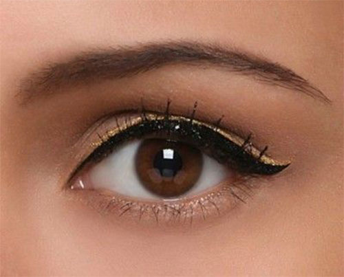Jun 06,  · The NYX Mechanical Eye Pencil is a great eyeliner pencil if this is your first time applying it. It goes on as smoothly as velvet, just like a liquid eyeliner, Reviews: 4.
