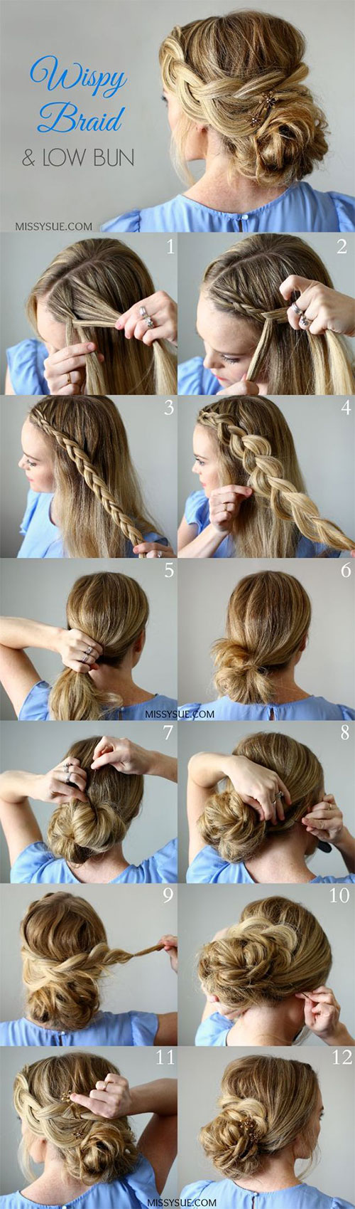 12-Step-By-Step-Spring-Hairstyle-Tutorials-For-Learners-2016-2