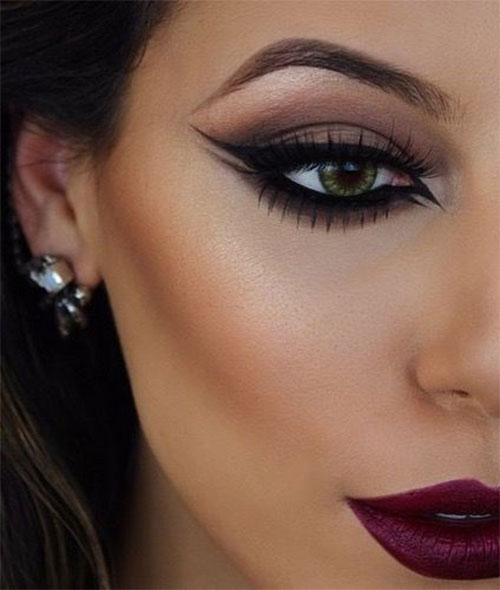 15-Easy-Winged-Eyeliner-Styles-Looks-Ideas-2016-11