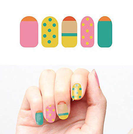 Cute-Spring-Nail-Art-Stickers-2016-2