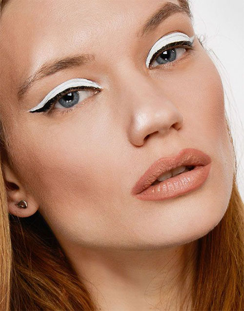 12-Inspiring-White-Eyeliner-Looks-Ideas-2016-5