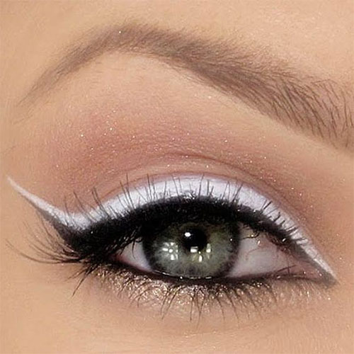 12-Inspiring-White-Eyeliner-Looks-Ideas-2016-9