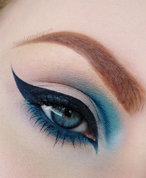 15-Amazing-Cat-Eyeliner-Styles-Looks-2016-10