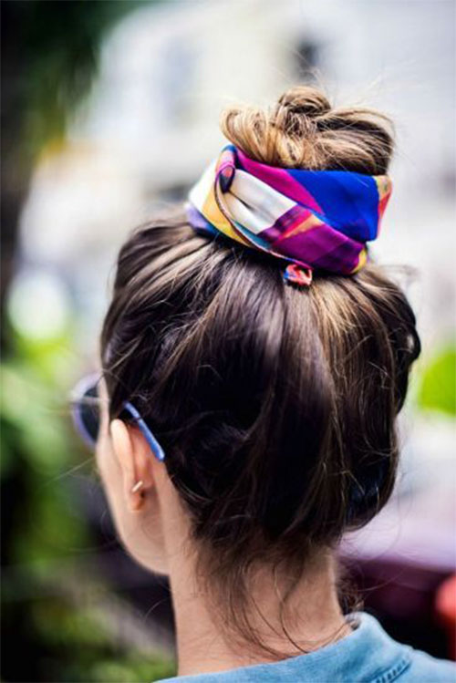 15-Easy-Summer-Hairstyle-Bun-2016-11
