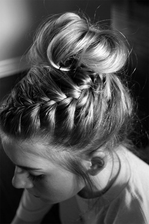 15-Easy-Summer-Hairstyle-Bun-2016-12