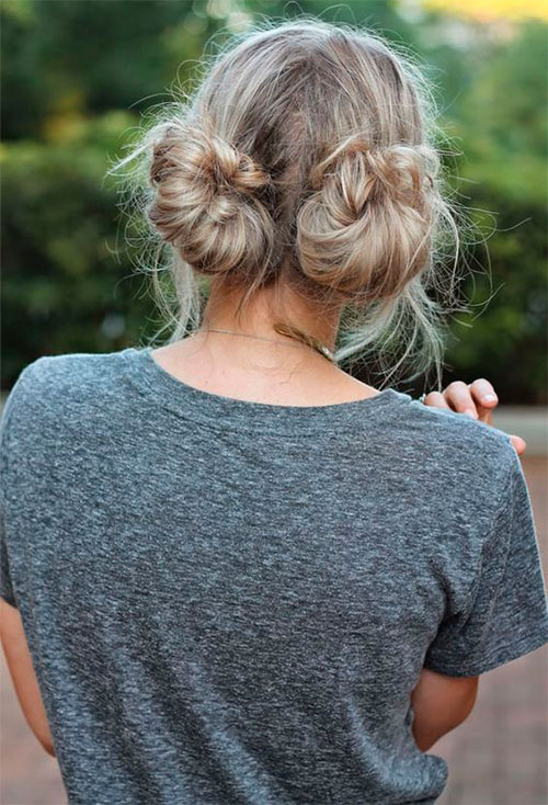 15-Easy-Summer-Hairstyle-Bun-2016-3