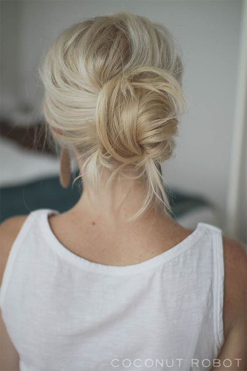 15-Easy-Summer-Hairstyle-Bun-2016-4