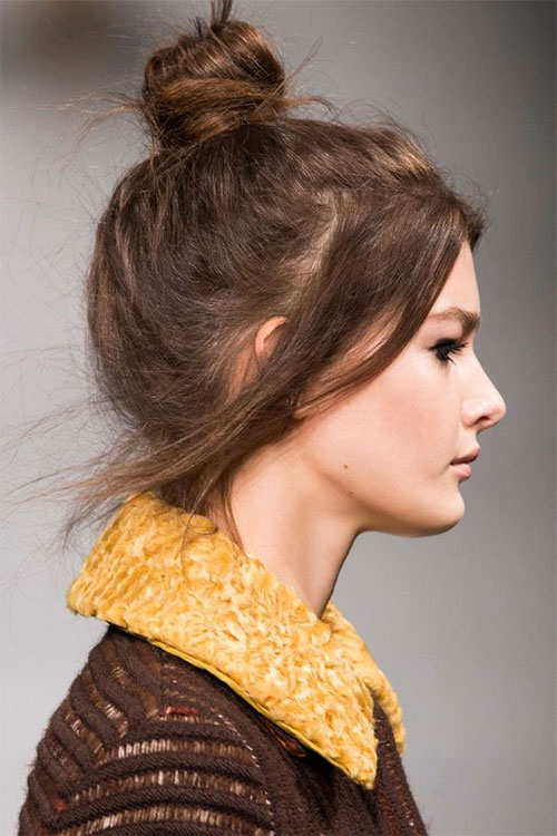 15-Easy-Summer-Hairstyle-Bun-2016-7