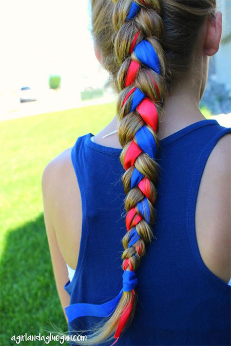 4th of july hair styles 20 4th of july hairstyles for amp 2016 fourth 5284