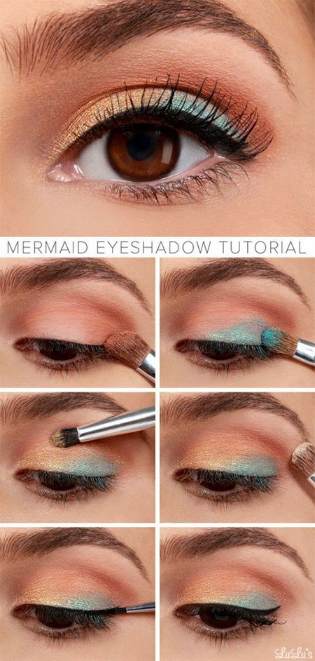 10-Step-By-Step-Summer-Makeup-Tutorials-For-Beginners-2016-1