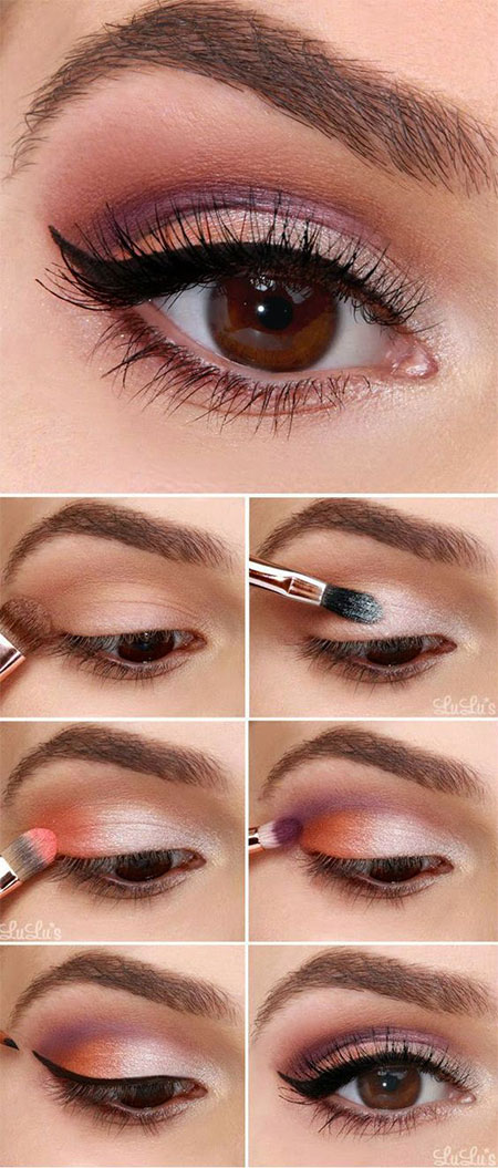 10-Step-By-Step-Summer-Makeup-Tutorials-For-Beginners-2016-2