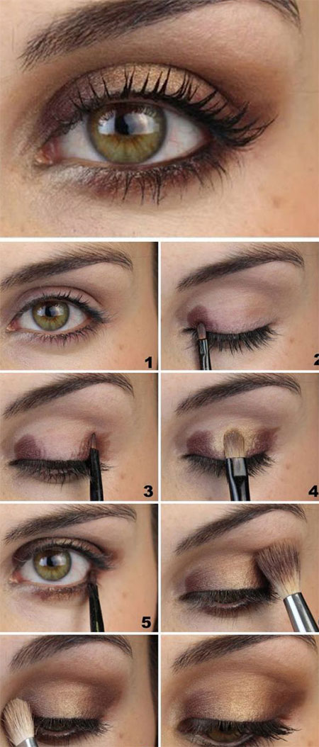 10-Step-By-Step-Summer-Makeup-Tutorials-For-Beginners-2016-3