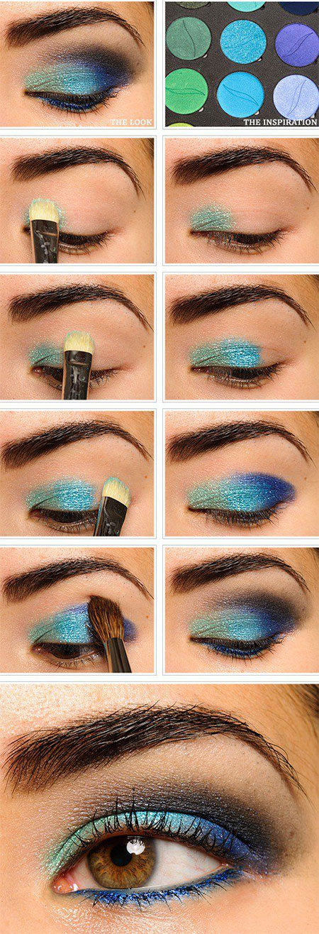 10-Step-By-Step-Summer-Makeup-Tutorials-For-Beginners-2016-4