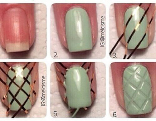 12-Easy-Summer-Nail-Art-Tutorials-For-Learners-2016-11