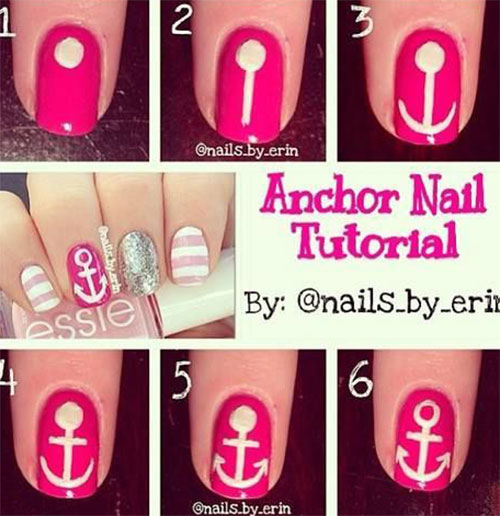 12-Easy-Summer-Nail-Art-Tutorials-For-Learners-2016-9
