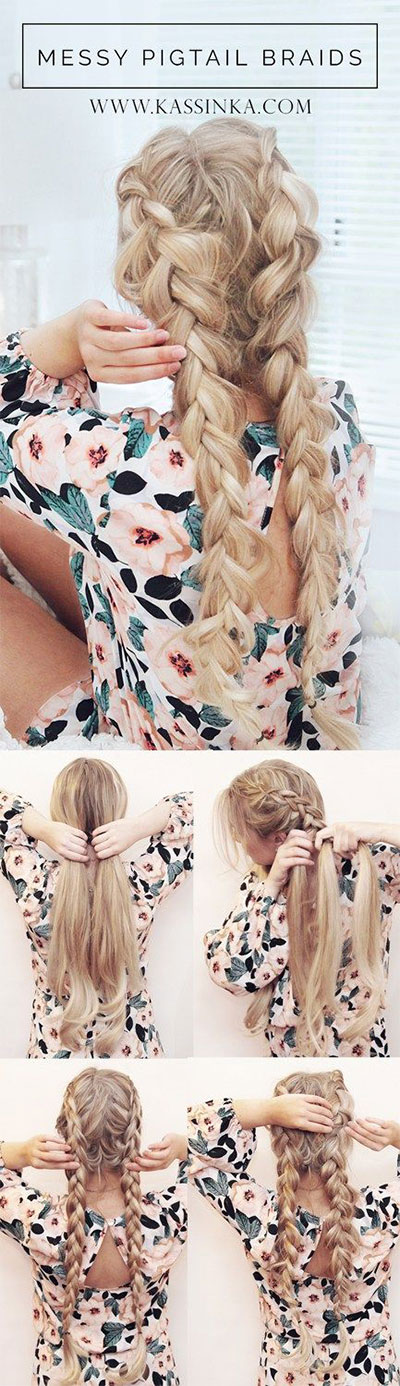 12-Step-By-Step-Summer-Hairstyle-Braids-Tutorials-2016-11