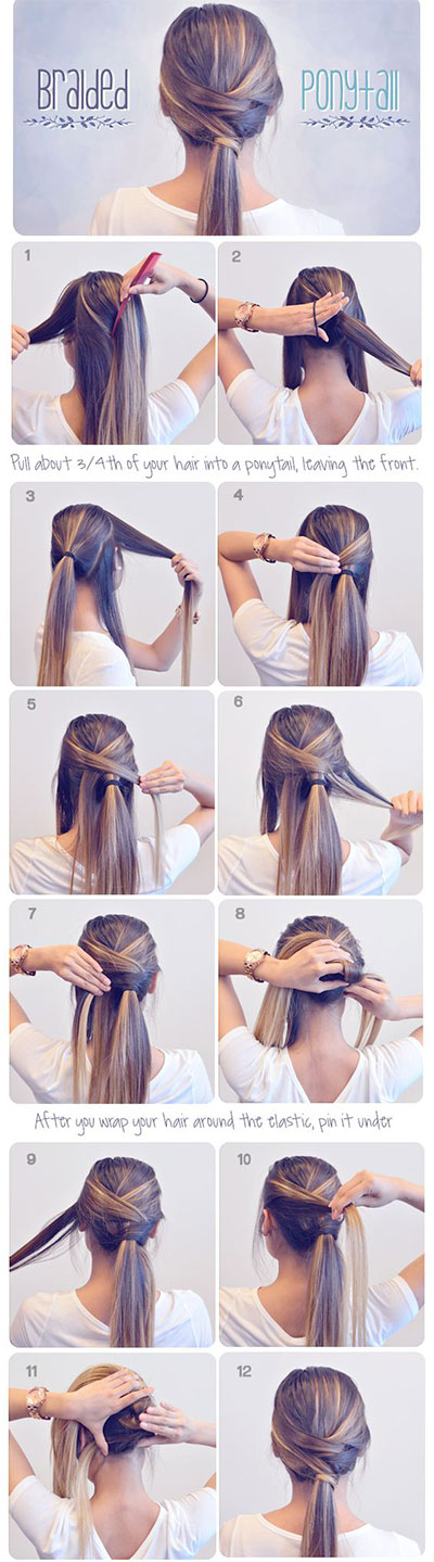 12-Step-By-Step-Summer-Hairstyle-Braids-Tutorials-2016-3