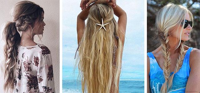 15+ Latest Summer Beach Hairstyles & Ideas For Girls 2016 ...