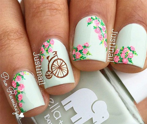 20+ Best Summer Nail Art Designs & Ideas 2016