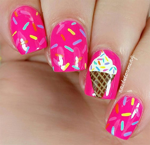 20 Best Summer Nail Art Designs Ideas 2016