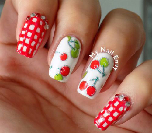 Best Summer Acrylic Nail Art Design Ideas For 2016: 20+ Best Summer Nail Art Designs & Ideas 2016