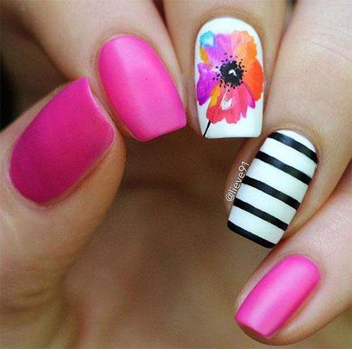 20 Best Summer Nail Art Designs Amp Ideas 2016 Modern Fashion Blog