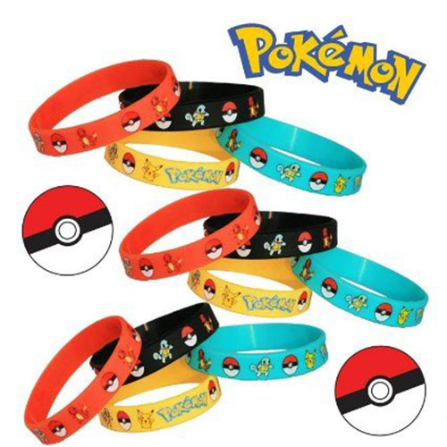 Cute-Pokemon-Go-Bracelets-Wristbands-2016-6