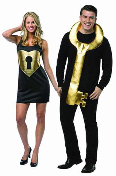 Mr Mrs Halloween Costumes
