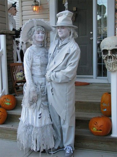 12 Halloween Costume &amp Outfit Ideas For Couples 2016 - Easy Costumes 2016