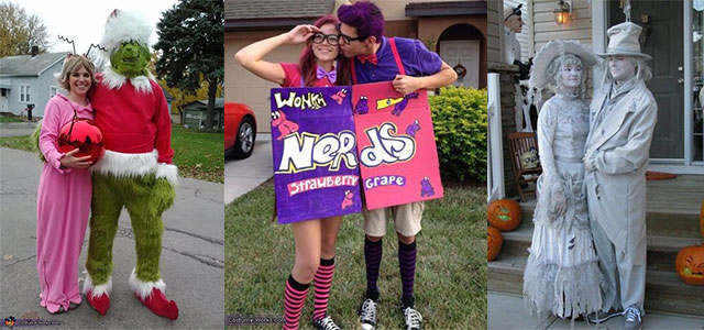 12 Halloween Costume Outfit Ideas For Couples 2016