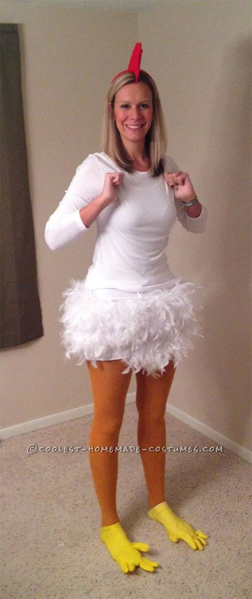 Simple adult funny costume