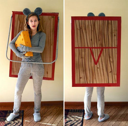 15 Funny, Cheap & Easy Homemade Halloween Costumes 2016 ...
