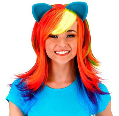 15 halloween costume wigs for kids girls 2016