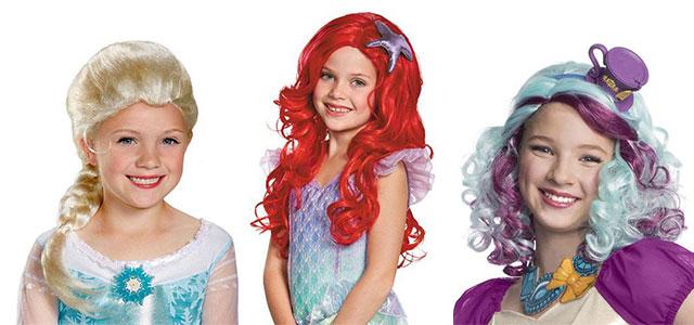 cdece91330b 15+ Halloween Costume Wigs For Kids & Girls 2016 | Modern Fashion Blog