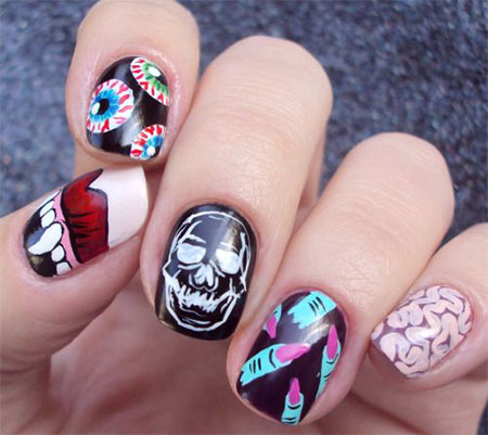 50-Halloween-Nail-Art-Designs-2016-9
