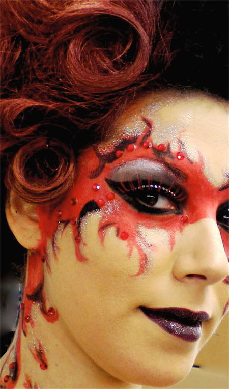 10-halloween-devil-makeup-ideas-for-girls-women-2016-7