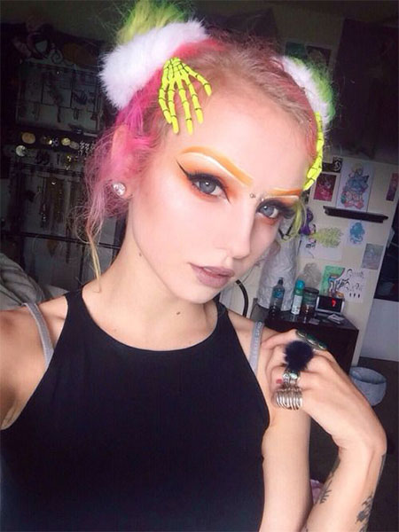 10-simple-easy-halloween-face-makeup-ideas-for-girls-2016-5