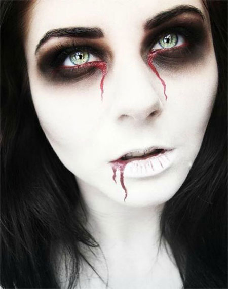 10-simple-easy-halloween-face-makeup-ideas-for-girls-2016-8