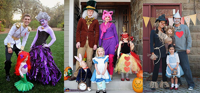 15+ Best Family Halloween Costume Ideas 2016  sc 1 st  Modern Fashion Blog & 15+ Best Family Halloween Costume Ideas 2016 | Modern Fashion Blog