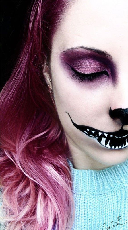 15-best-halloween-cat-makeup-looks-ideas-2016-15